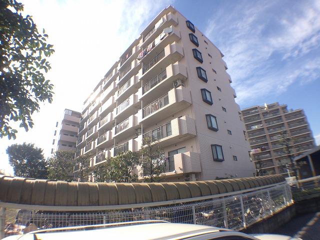 東急ドエルアルス平和橋外観写真
