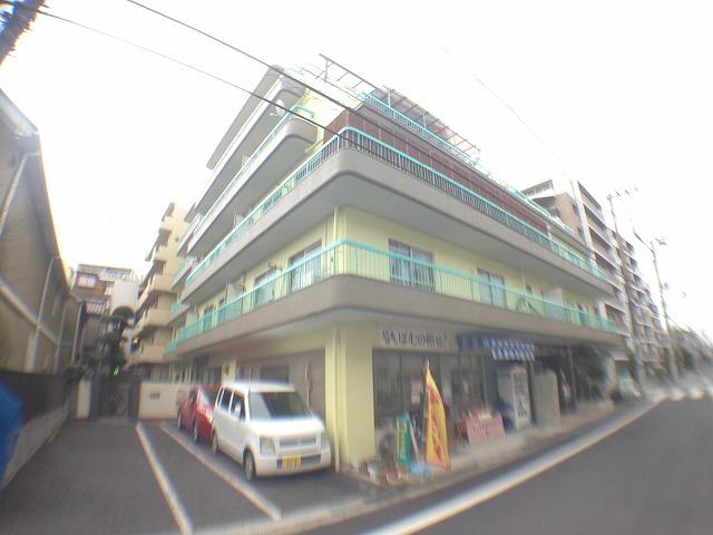 青戸ハイツ外観写真