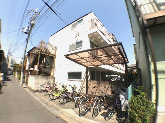 田村マンション外観写真