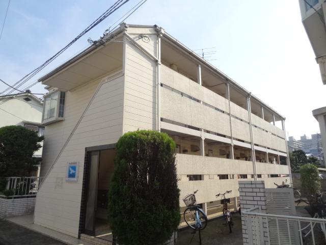 キャピタル中川B外観写真