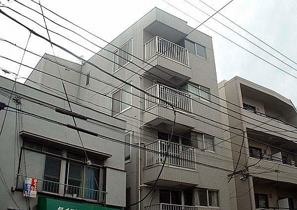 シャトー山田外観写真