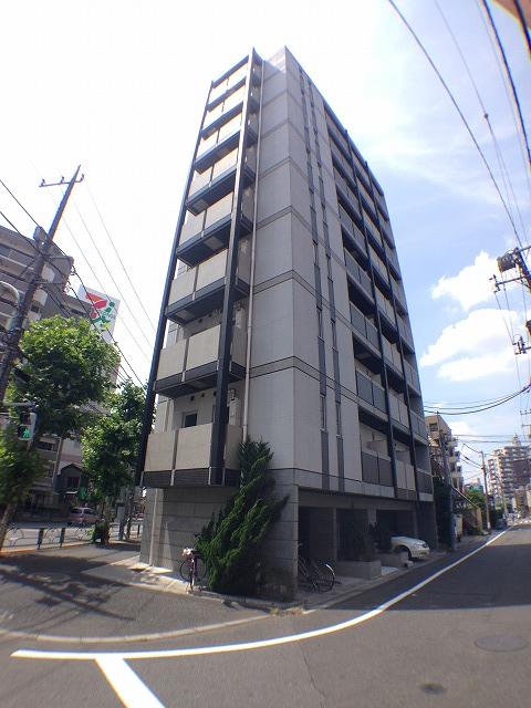 ワイズ ル・リオン東京立石外観写真
