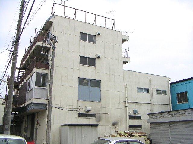竹屋ビル外観写真