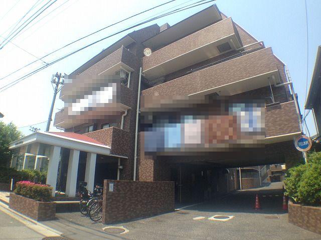 ライオンズマンション京成高砂外観写真