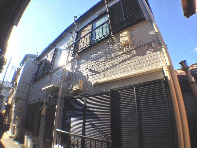 コーポ飯塚外観写真