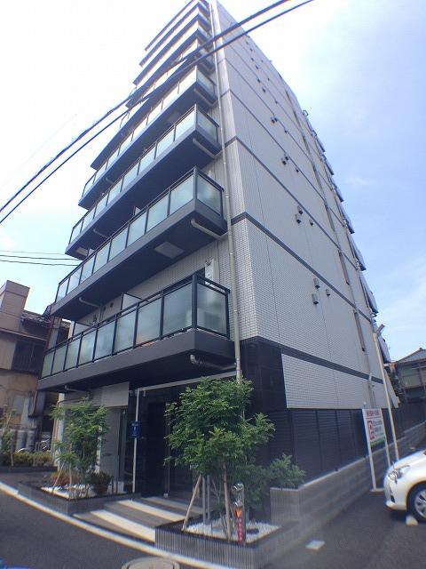 リライア東京イーストレジデンス外観写真