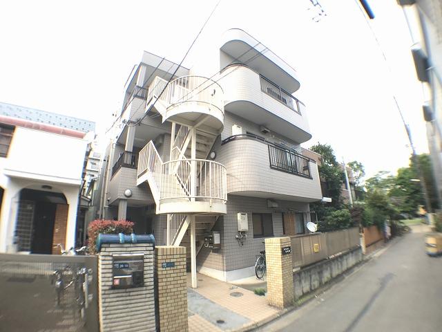 アビタシオン壱番館外観写真