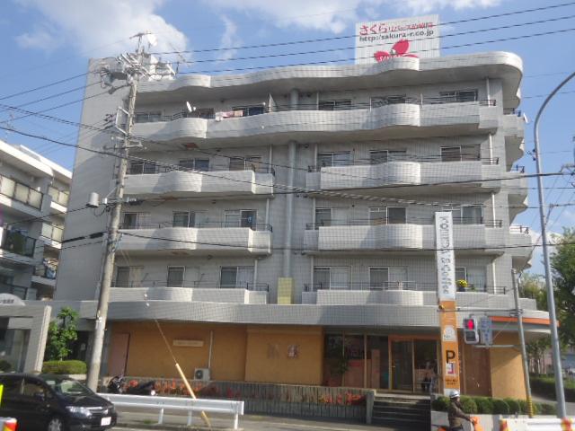 メゾン五反田(メゾンゴタンダ)外観写真
