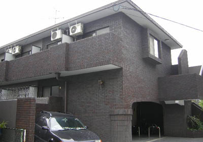 赤坂第一ビル外観写真
