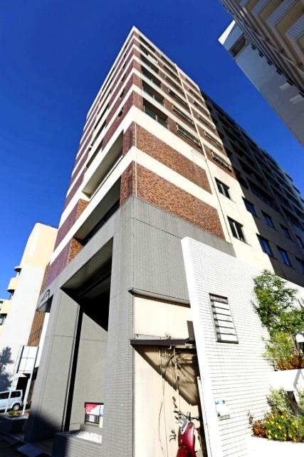 川島第一ビル外観写真