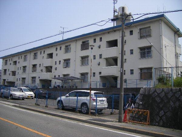 東島マンション外観写真