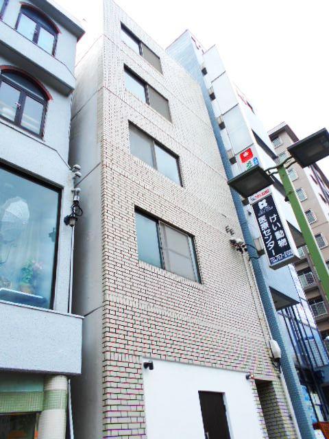 覚王山第一ビル外観写真