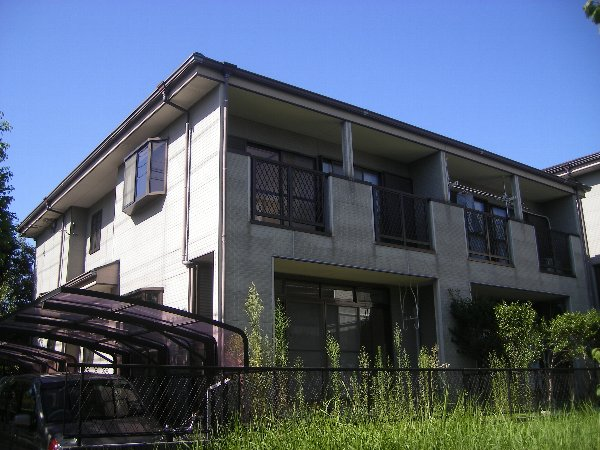 ハイグレードタウンハウス外観写真