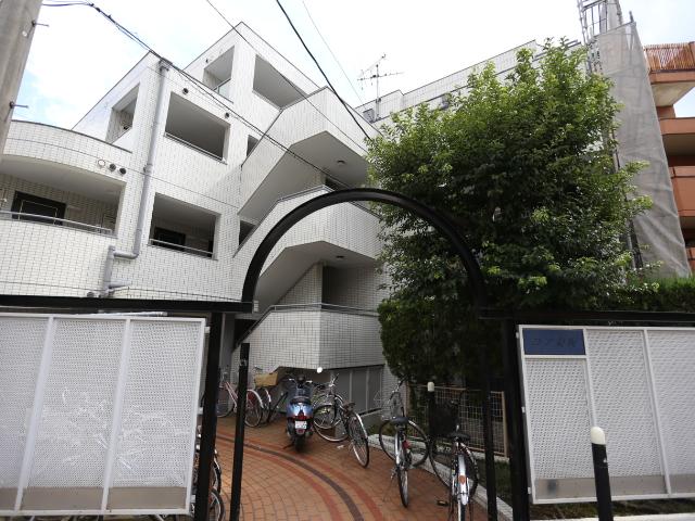 コア菊坂外観写真