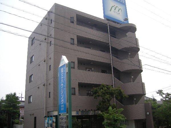 KⅡ岡三ビル外観写真