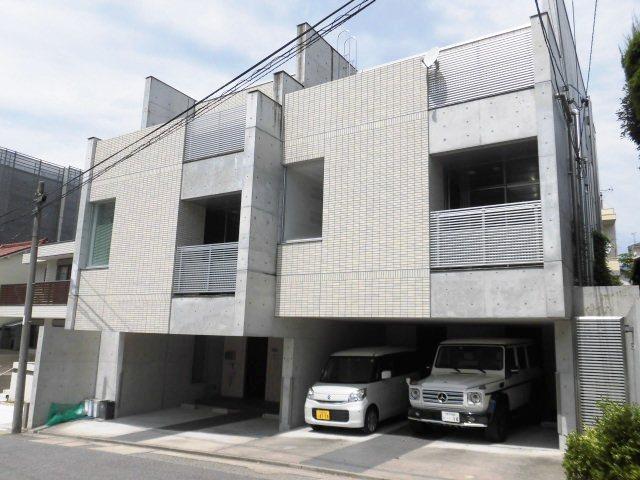 Aile Shiroyama外観写真
