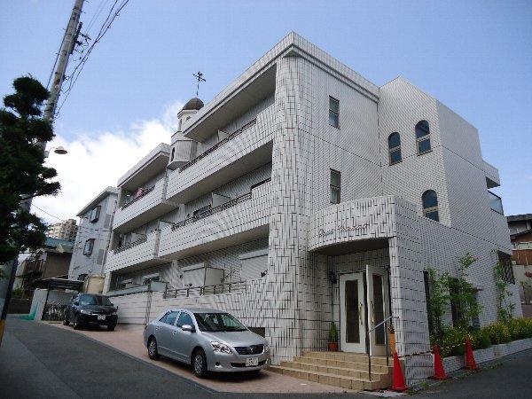 Steeple Yamanote外観写真