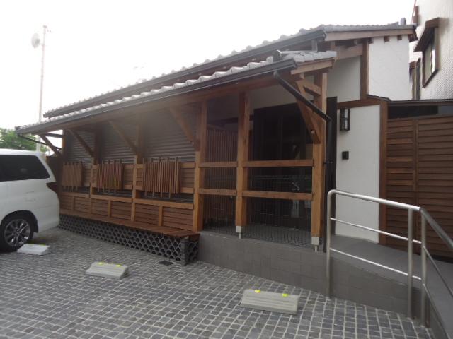草薙の屋外観写真