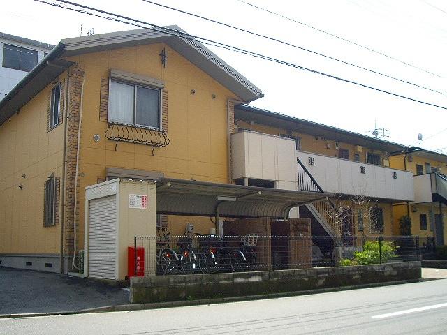 コンフォート丸山台外観写真