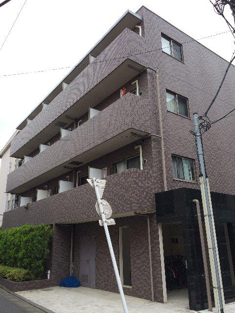 ドルチェ東京氷川台外観写真