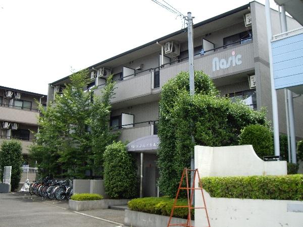 カレッジハイツ朝霞Ⅱ外観写真