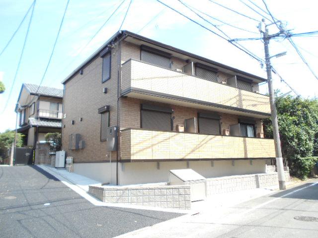(仮)D-room徳丸3丁目外観写真