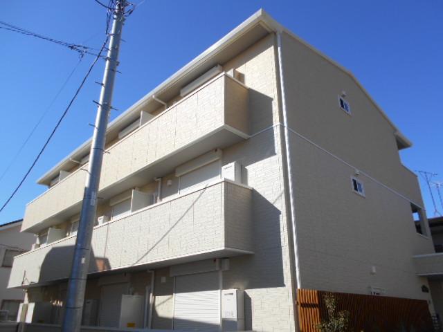 (仮)D-room赤塚3丁目A棟外観写真