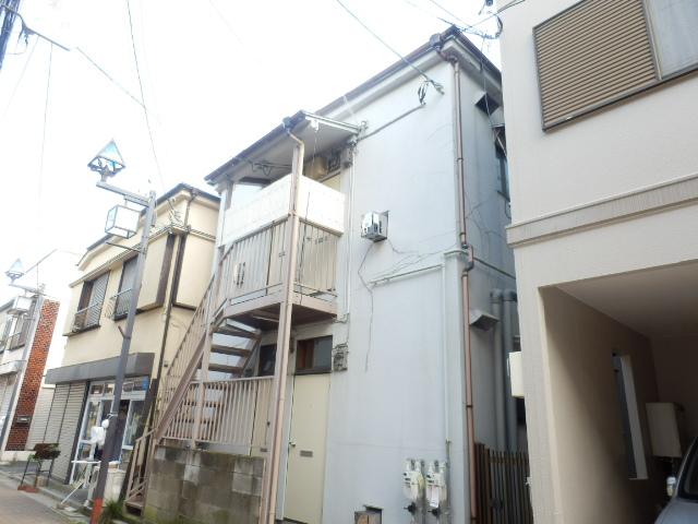 斎藤第5アパート外観写真
