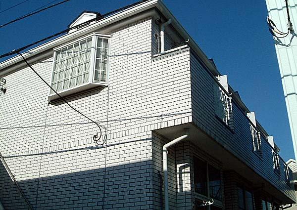 ローズアパート34番館外観写真