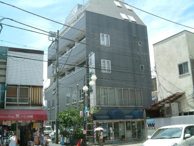 東名観光ビル外観写真