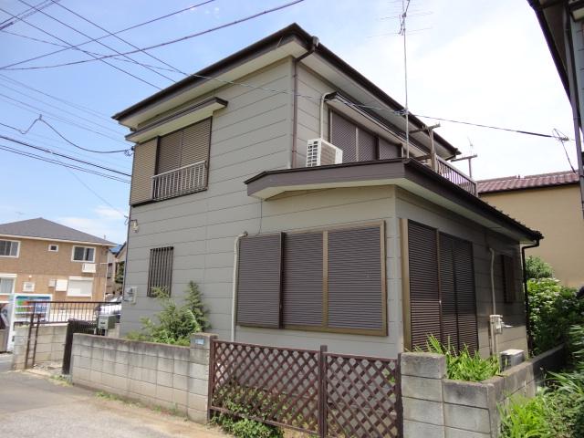 須和田1丁目田中邸貸家外観写真