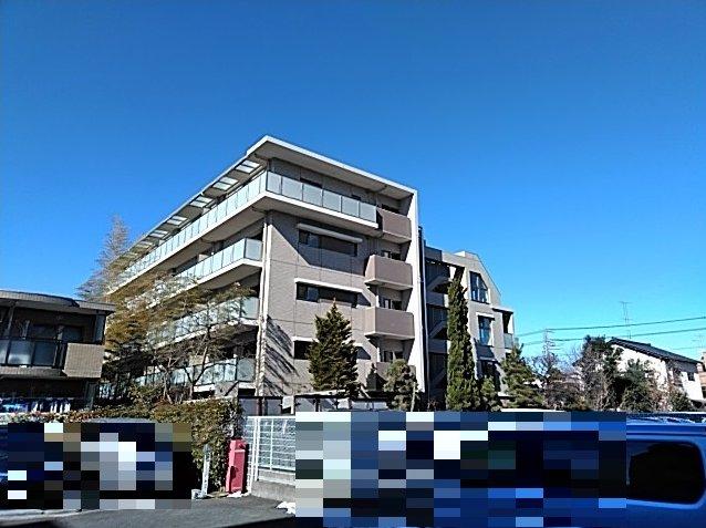 (仮)市川リーフクリスタルマンション外観写真