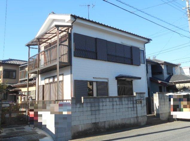 須和田戸建貸家外観写真