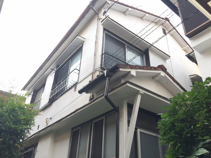 角田荘外観写真