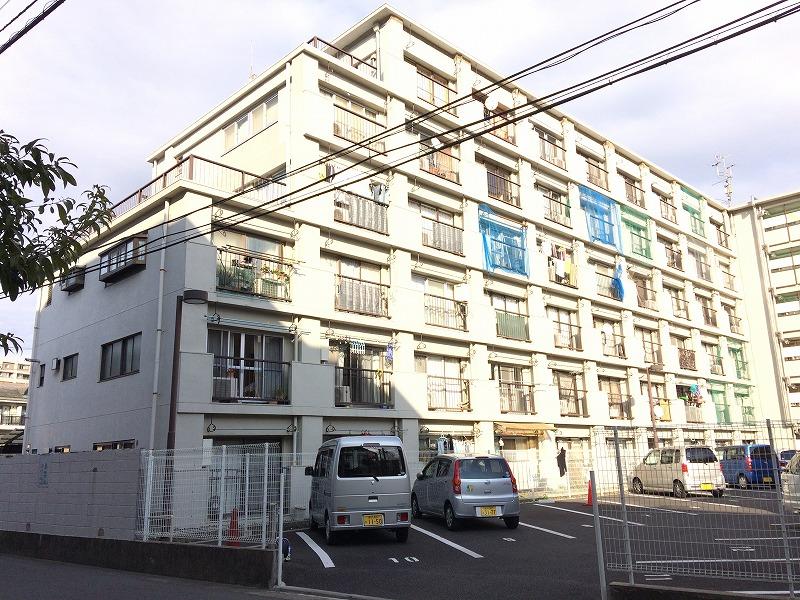 日吉第5コーポ別館外観写真