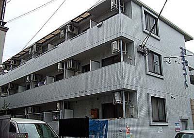 スカイコート日吉外観写真