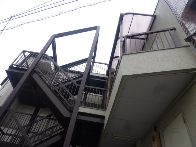 リバーサイドマンション外観写真