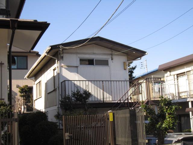 三橋アパート外観写真