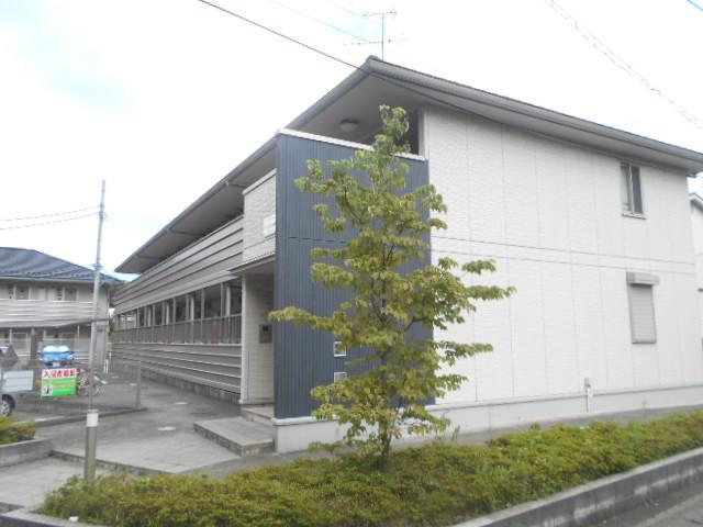 グリーンクレスト新横浜A外観写真