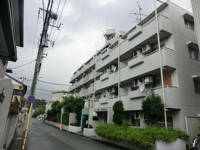 スカイコート日吉3外観写真