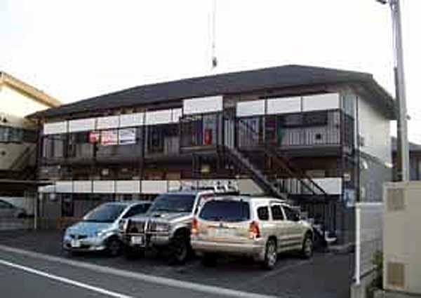 クレスト日吉(下田町6)外観写真