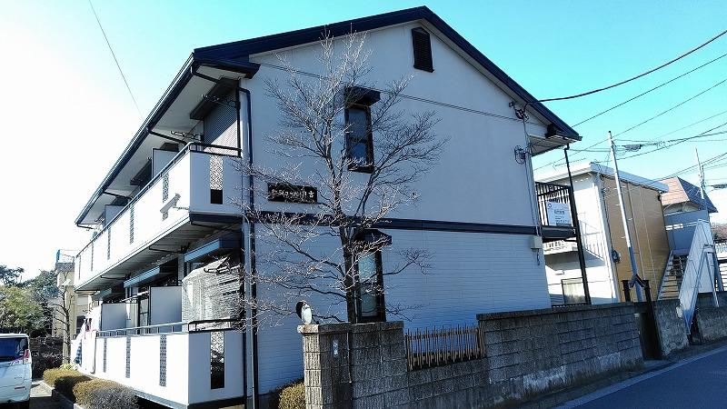 セジュール日吉(箕輪町)外観写真