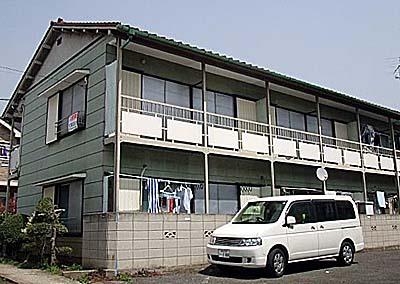 清栄荘外観写真