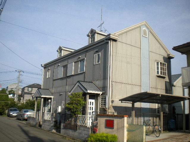桜並木タウン外観写真