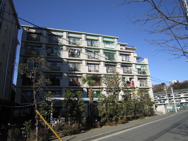 日吉第五コーポ別館外観写真