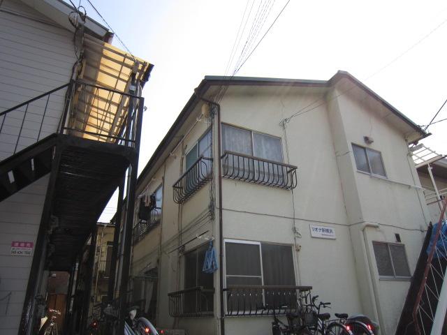 リオナ新横浜外観写真