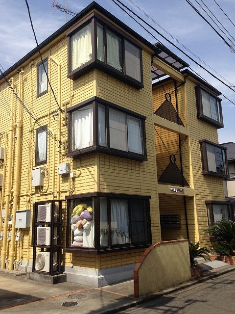 WILL日吉本町外観写真