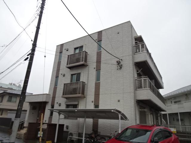 カサグランデ新川崎外観写真