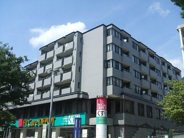 サファーレ中川外観写真