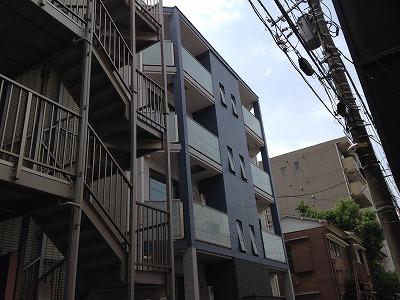 エフ・パークレジンデンス横浜反町外観写真